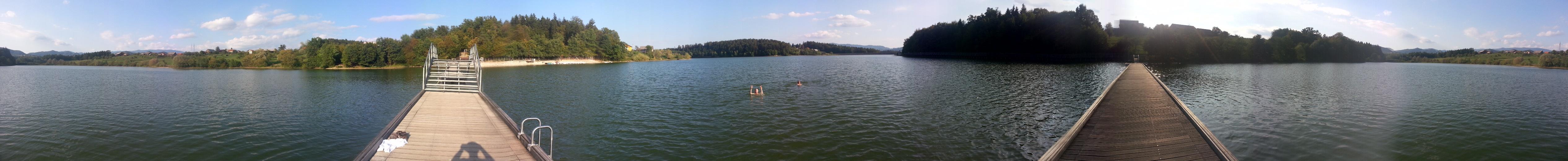 Jezioro 8