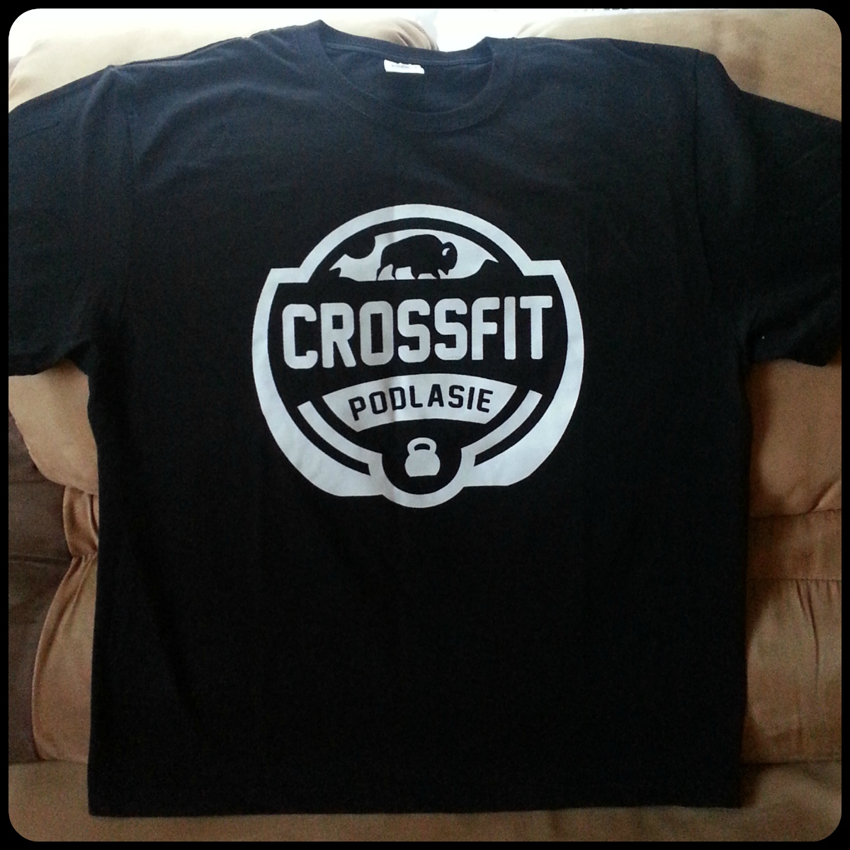 CrossFit Podlasie Koszulka