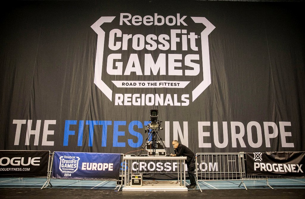 CrossFit Games Regionals 2014
