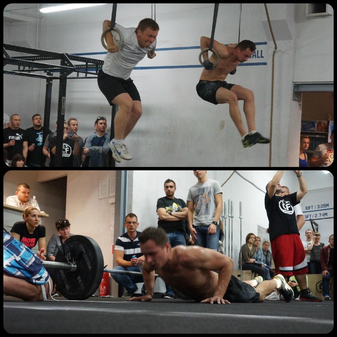 CrossFit Podlasie - Wyzwanie II 10
