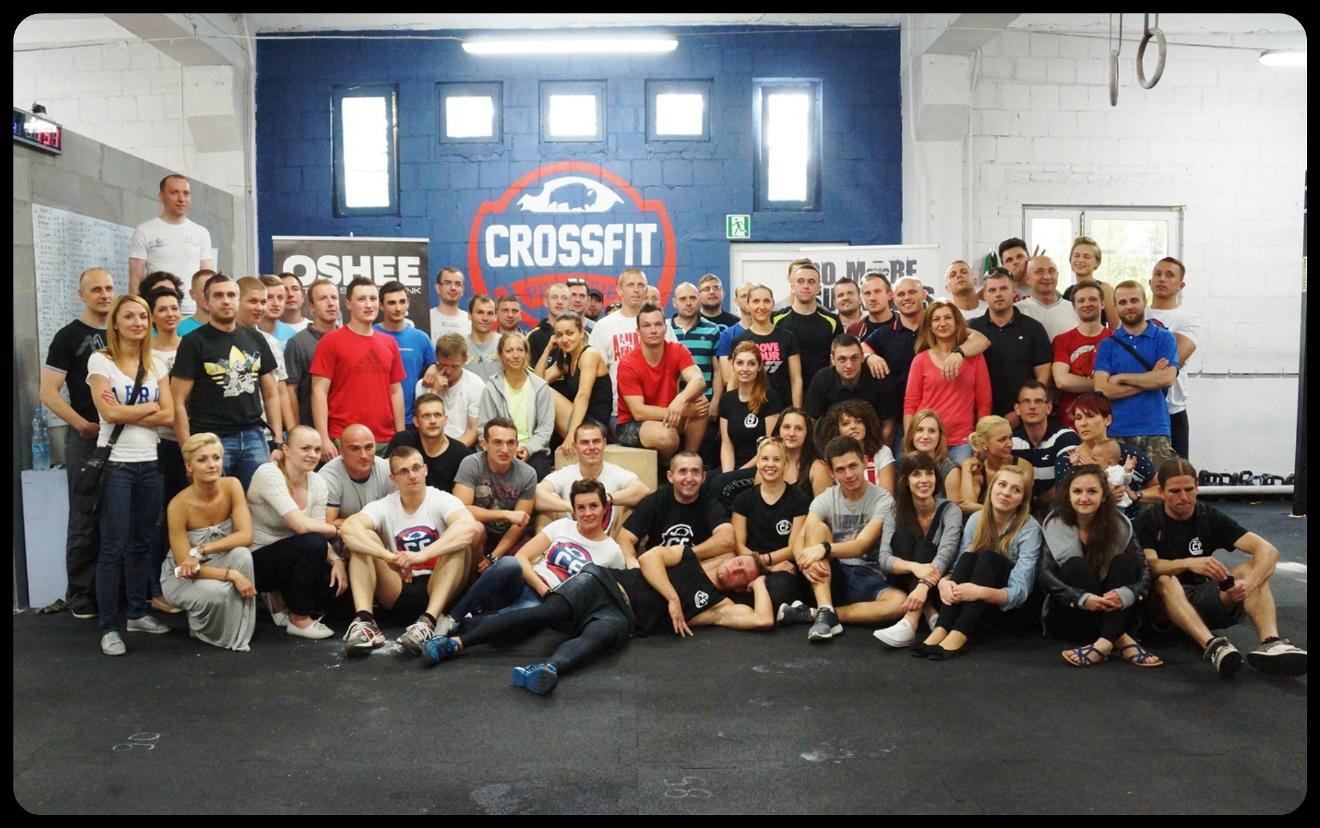 CrossFit Podlasie - Wyzwanie II 11