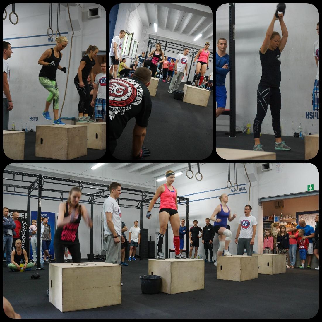 CrossFit Podlasie - Wyzwanie II 2