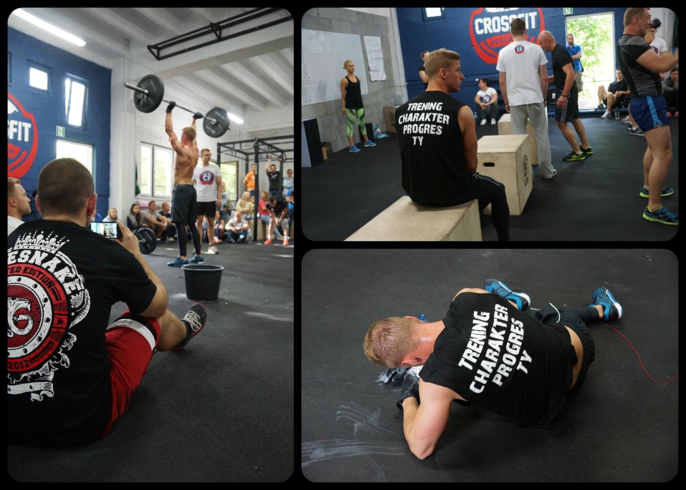 CrossFit Podlasie - Wyzwanie II 6
