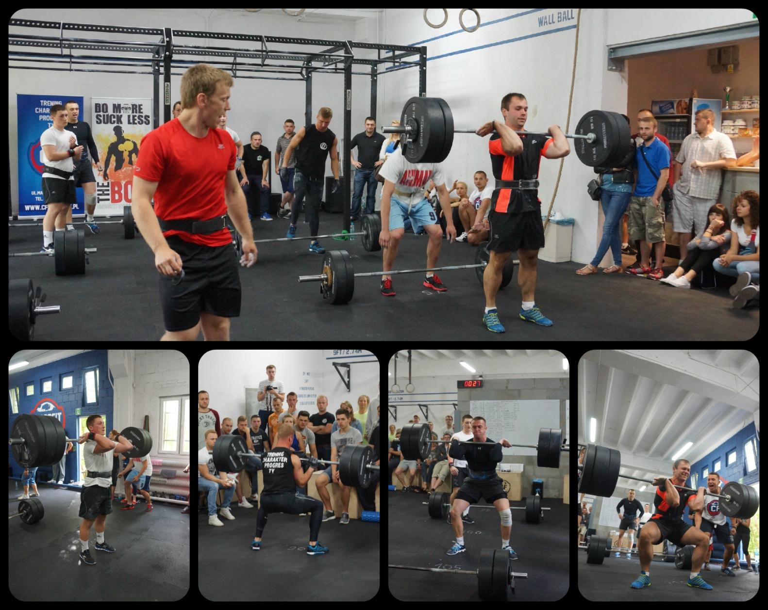 CrossFit Podlasie - Wyzwanie II 8