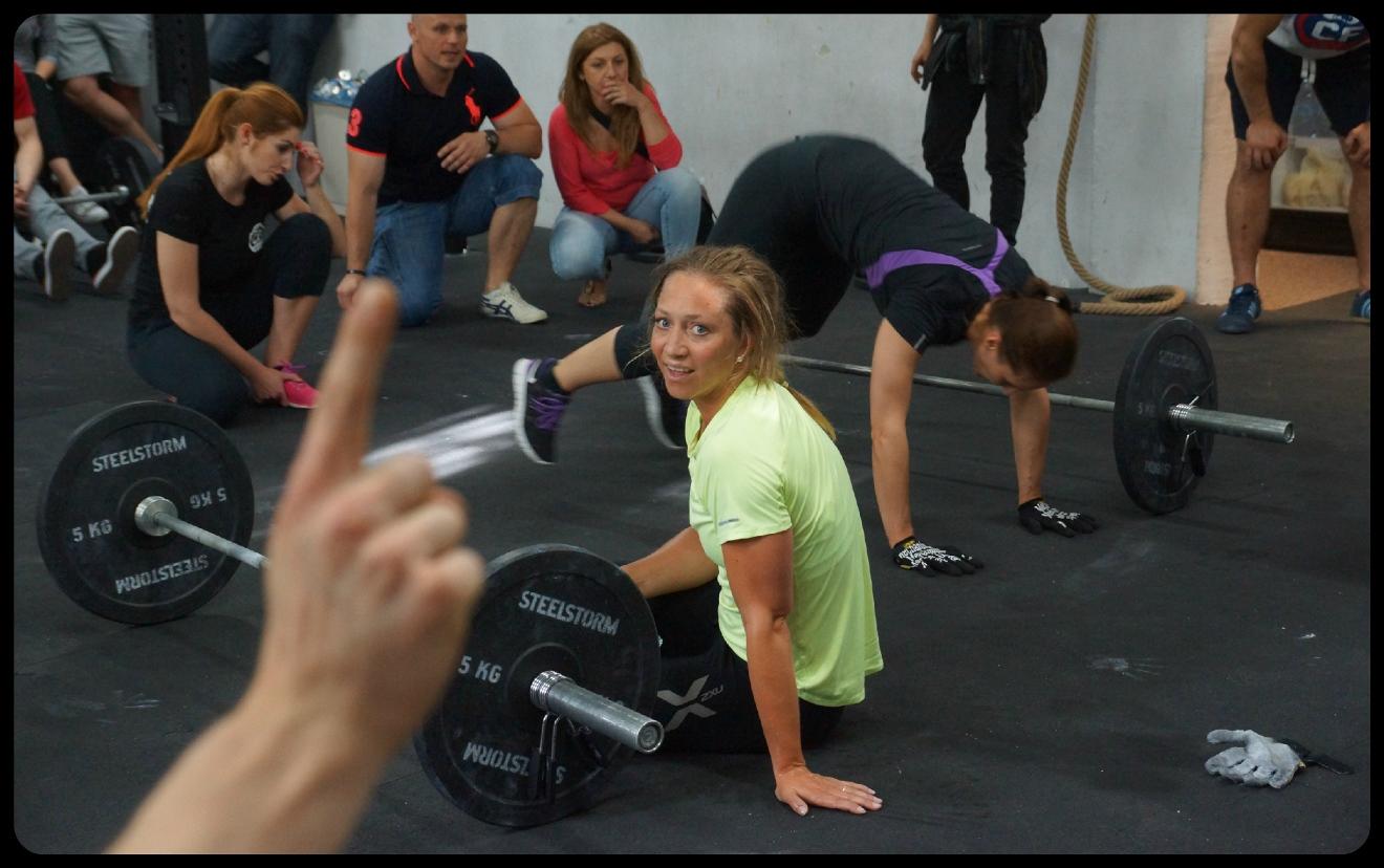 CrossFit Podlasie - Wyzwanie II Turi