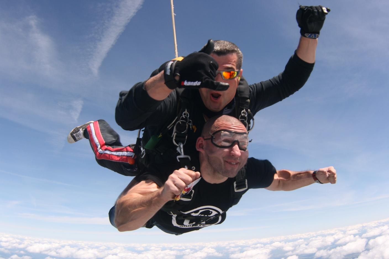 CFP Skok ze spadochronem 15