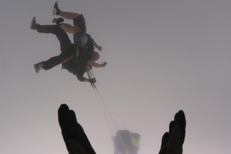 CFP Skok ze spadochronem 22