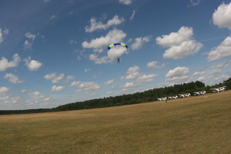 CFP Skok ze spadochronem 23