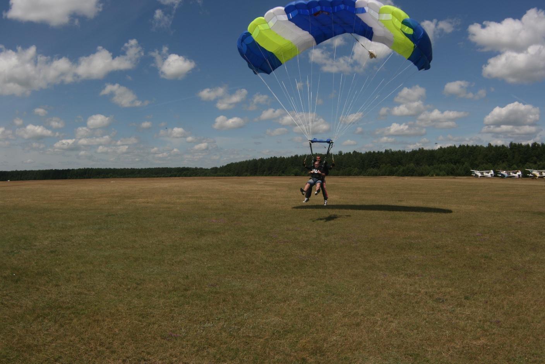 CFP Skok ze spadochronem 25