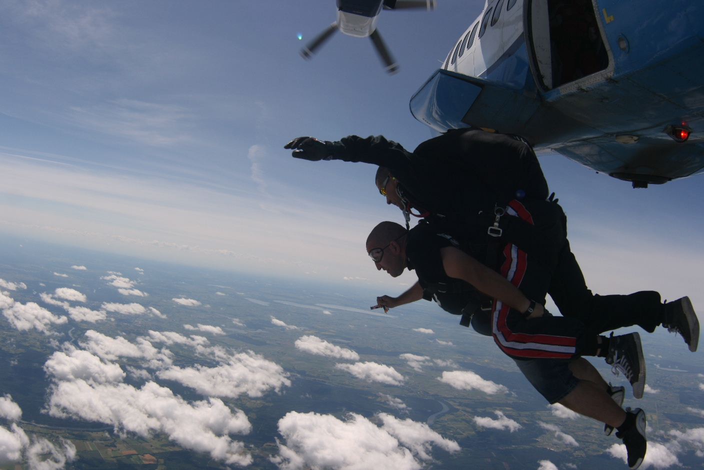 CFP Skok ze spadochronem 8