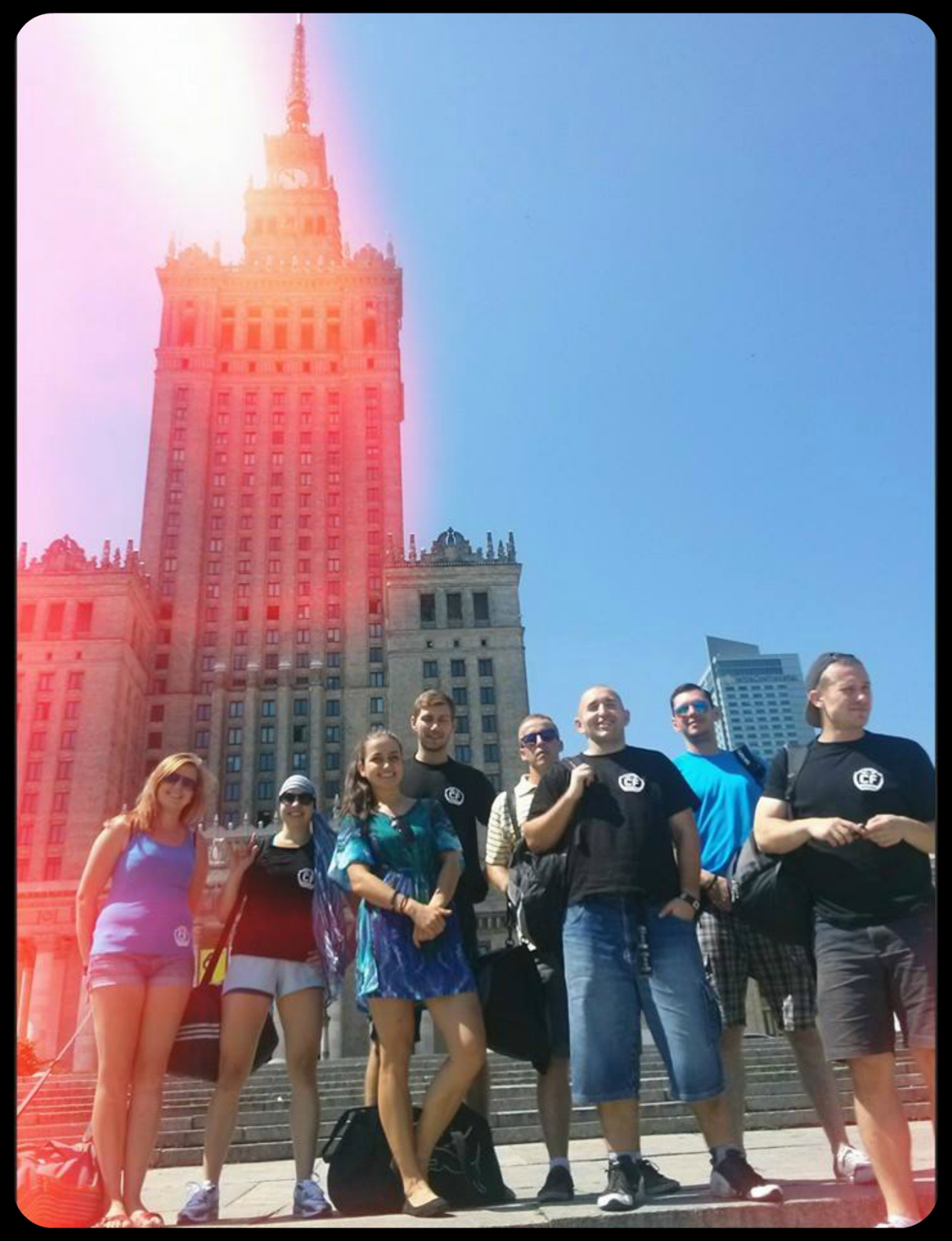 Runmageddon Rekrut 2014 Warszawa 2