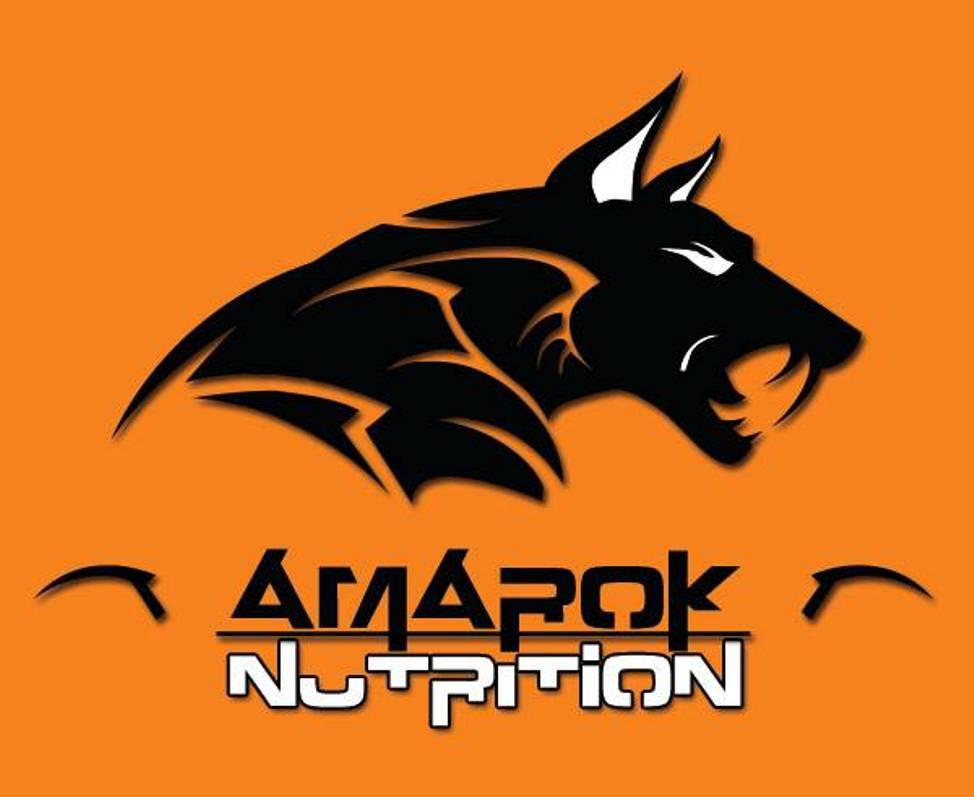 Amarok Nutrition logo