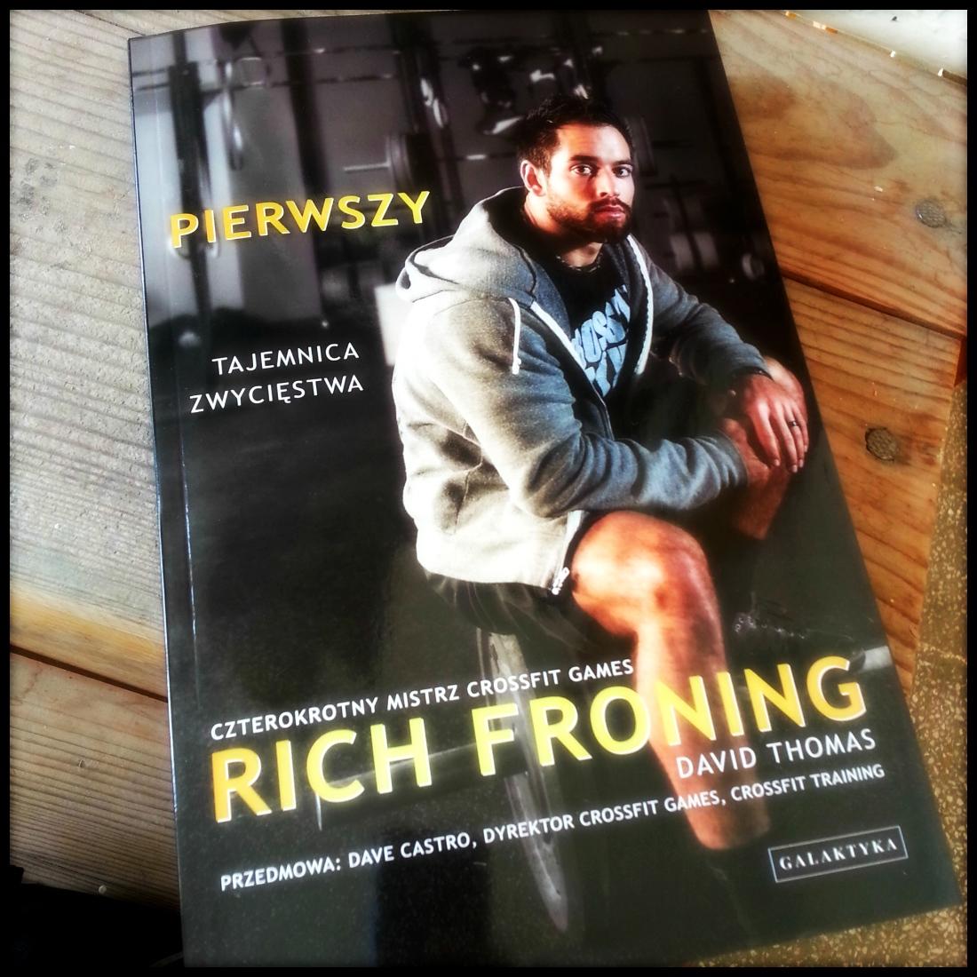 Rich Froning pierwszy 1