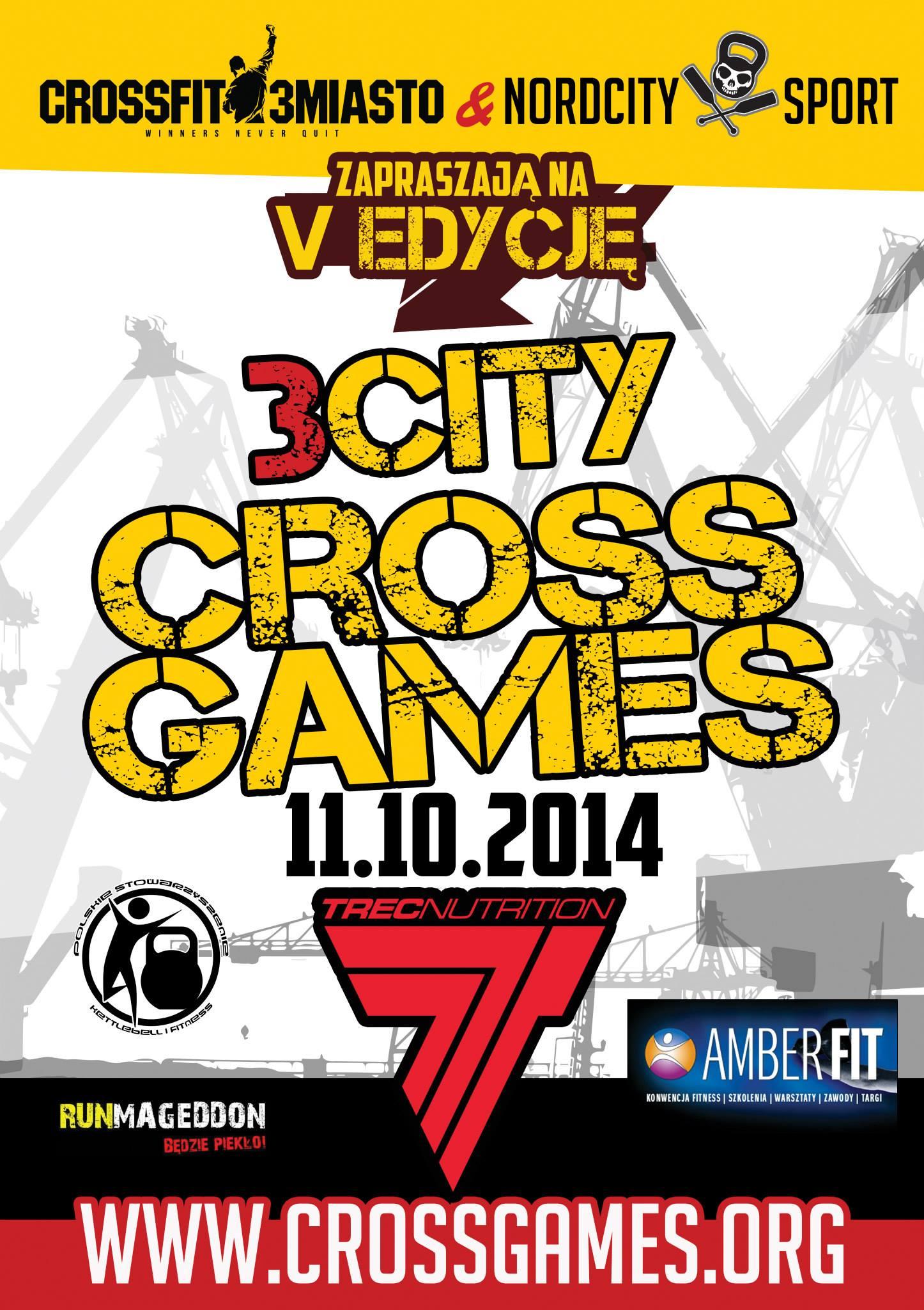 3City Cross Games plakat