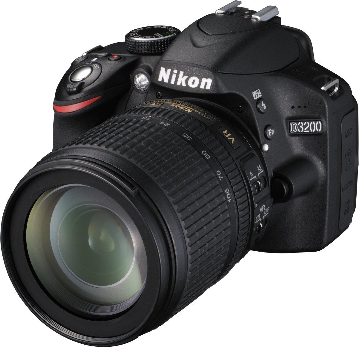 Aparat NIKON D3200 18-105VR VBA330K005