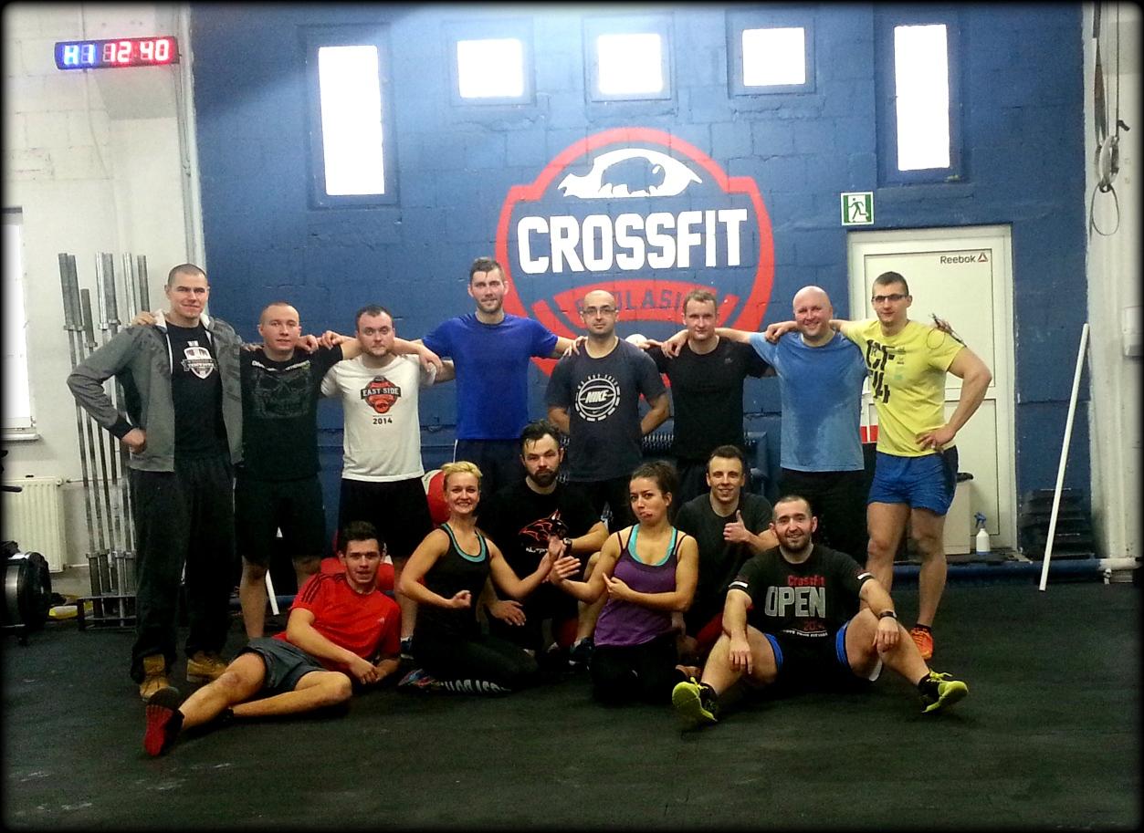 CrossFit Podlasie ekipa