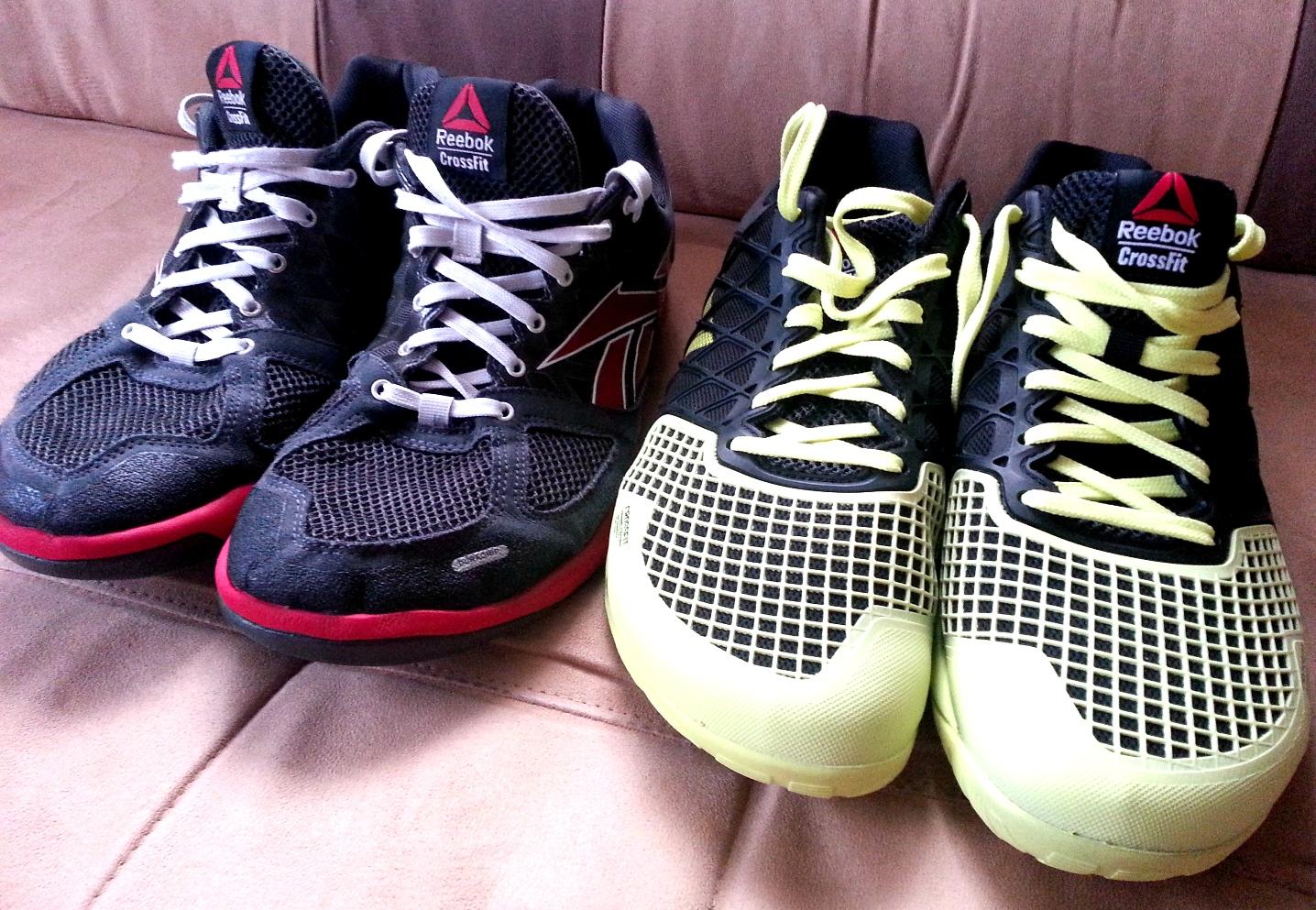 13f5336f1 Dziś minął już ponad rok i 4 miesiące, odkąd przesiadłem się ze zwykłych  adidasów, dedykowanych głównie do koszykówki, na buty Reebok CrossFit Nano  2.0.