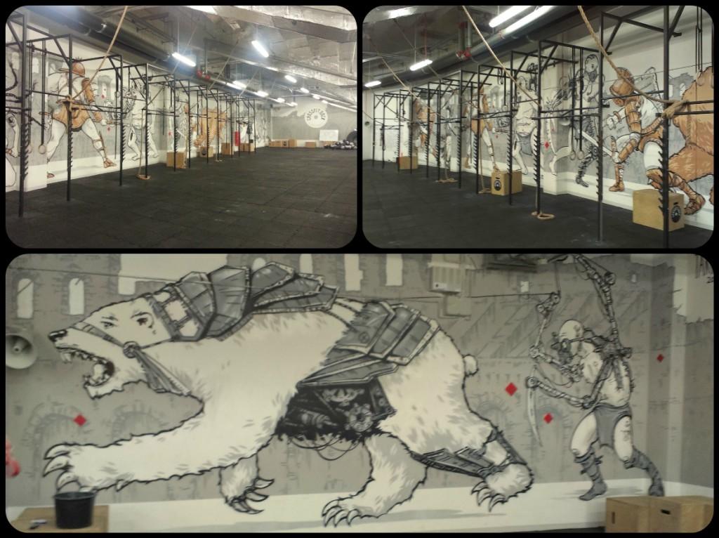 CrossFit Dock 3