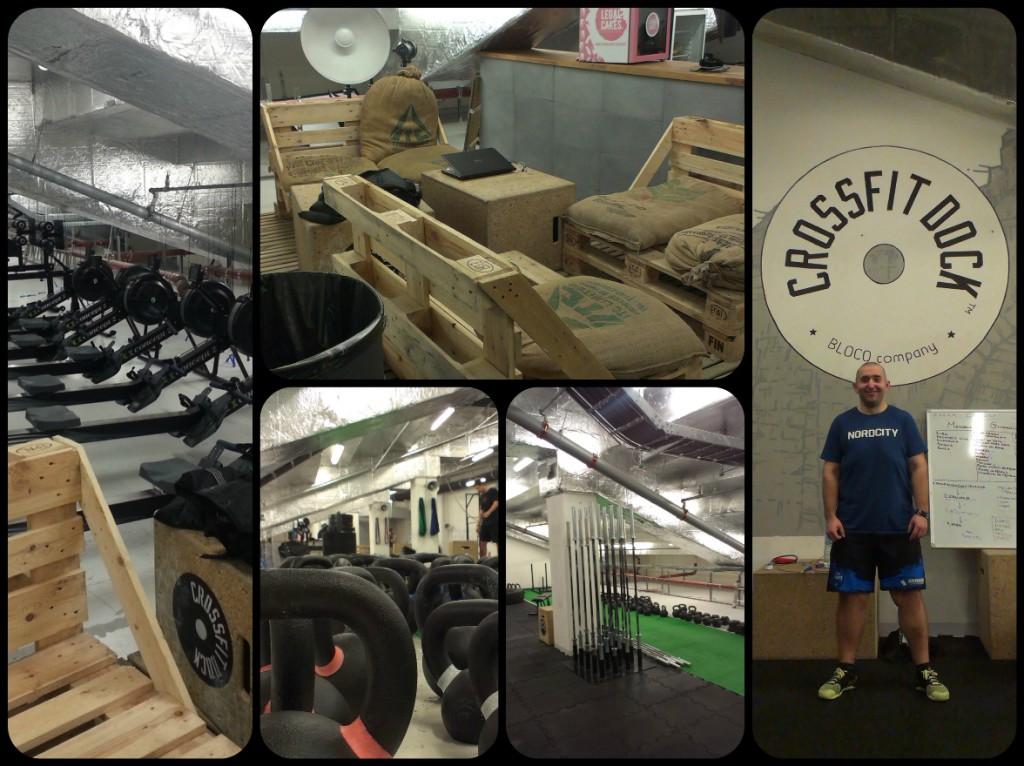 CrossFit Dock 4