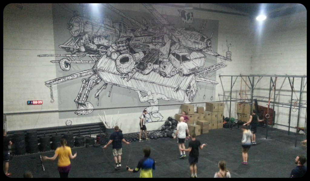 CrossFit Dock 5
