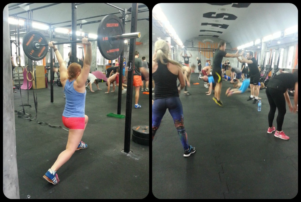 CrossFit MGW 2