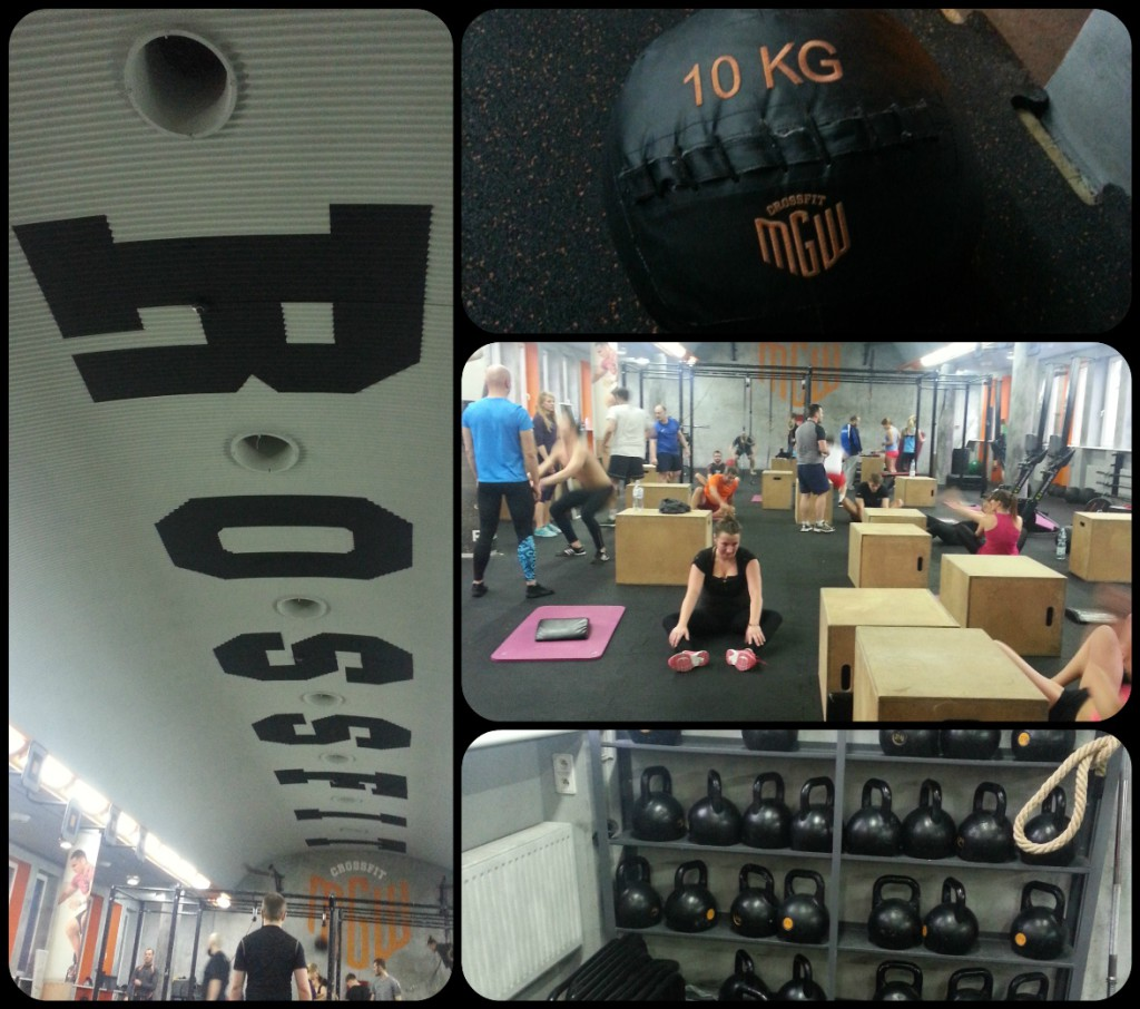 CrossFit MGW 6