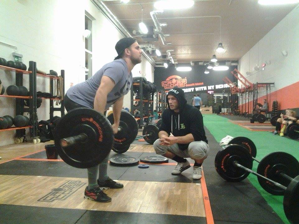Dmitry Klokov szkolenie 3
