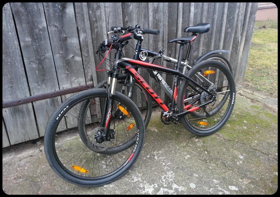 Scott rower kupno 1