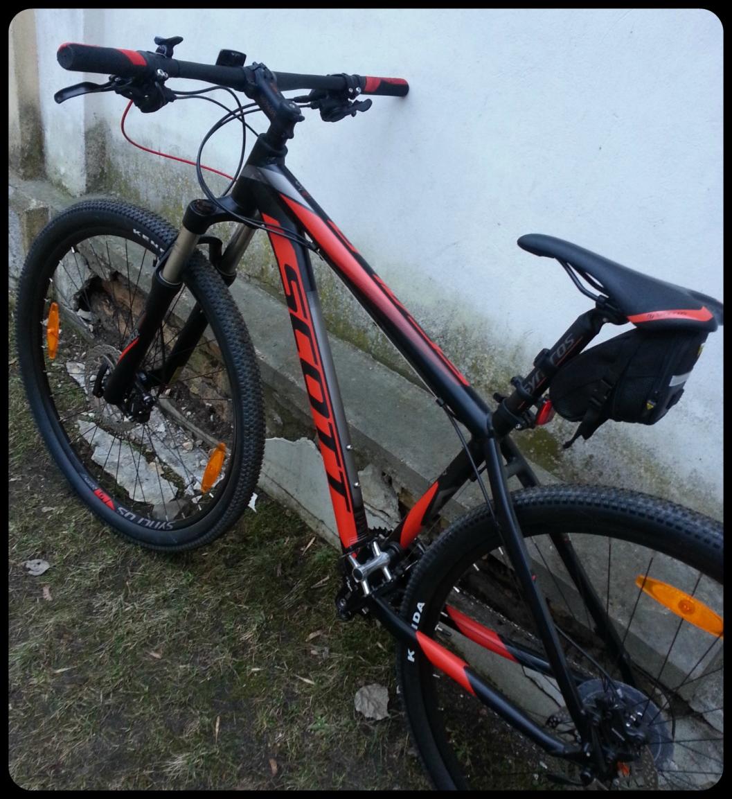 Scott rower kupno 2