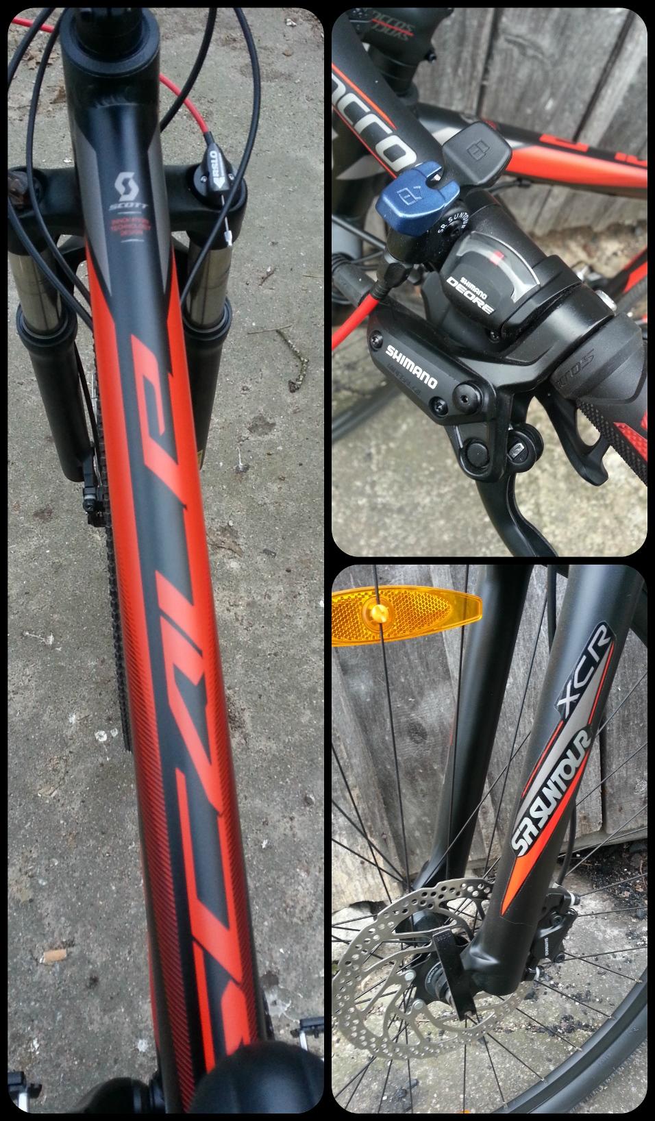 Scott rower kupno 4