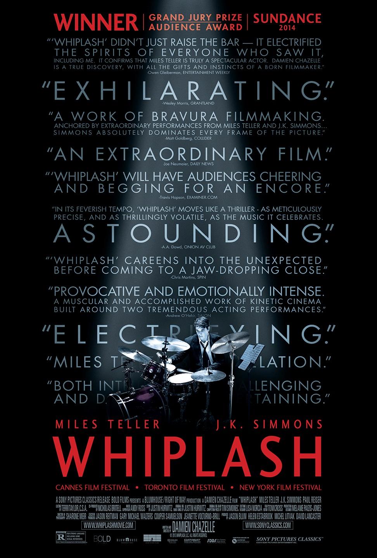 Whiplash plakat