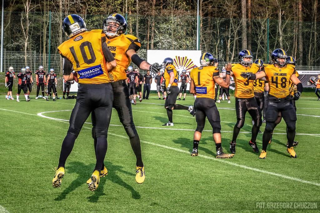 Lowlanders Steelers 4
