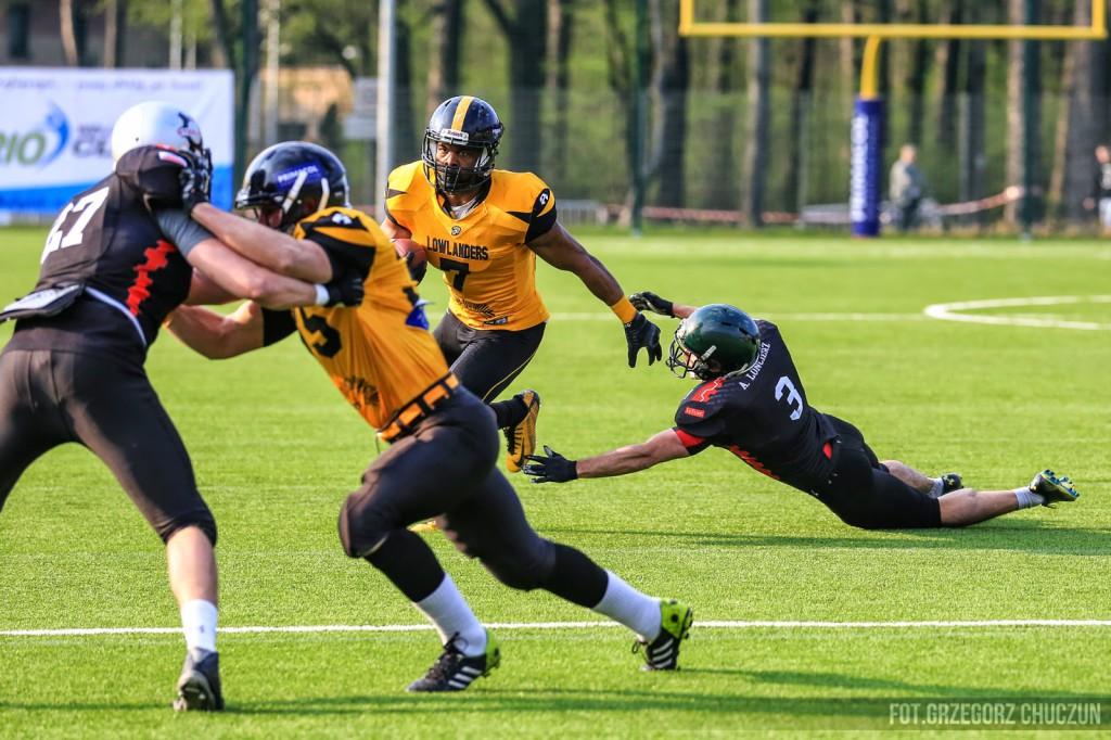 Lowlanders Steelers 7