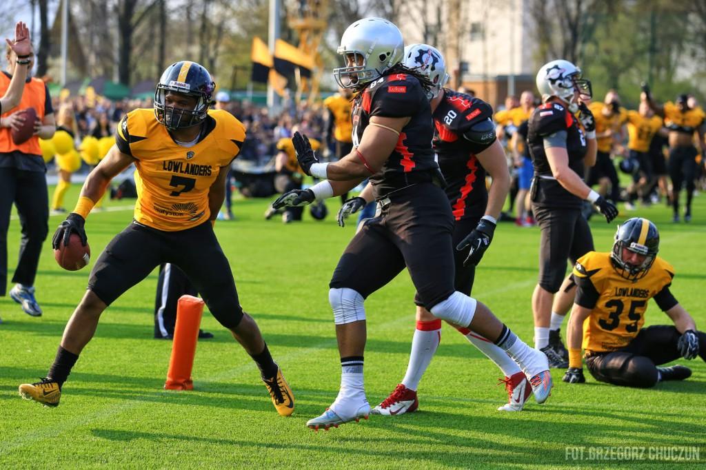 Lowlanders Steelers 8