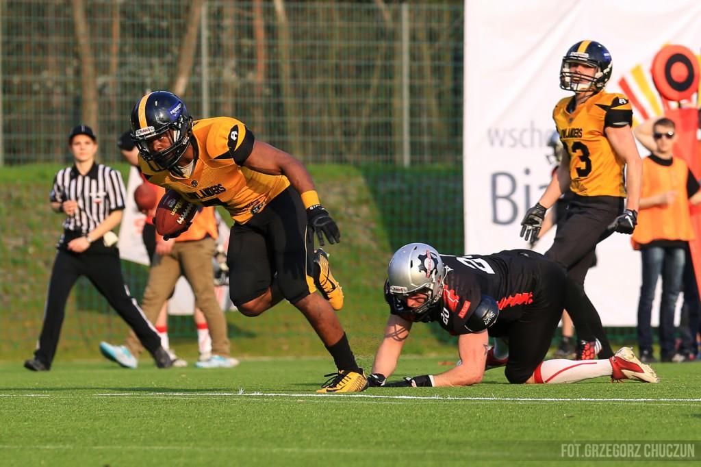 Lowlanders Steelers 9