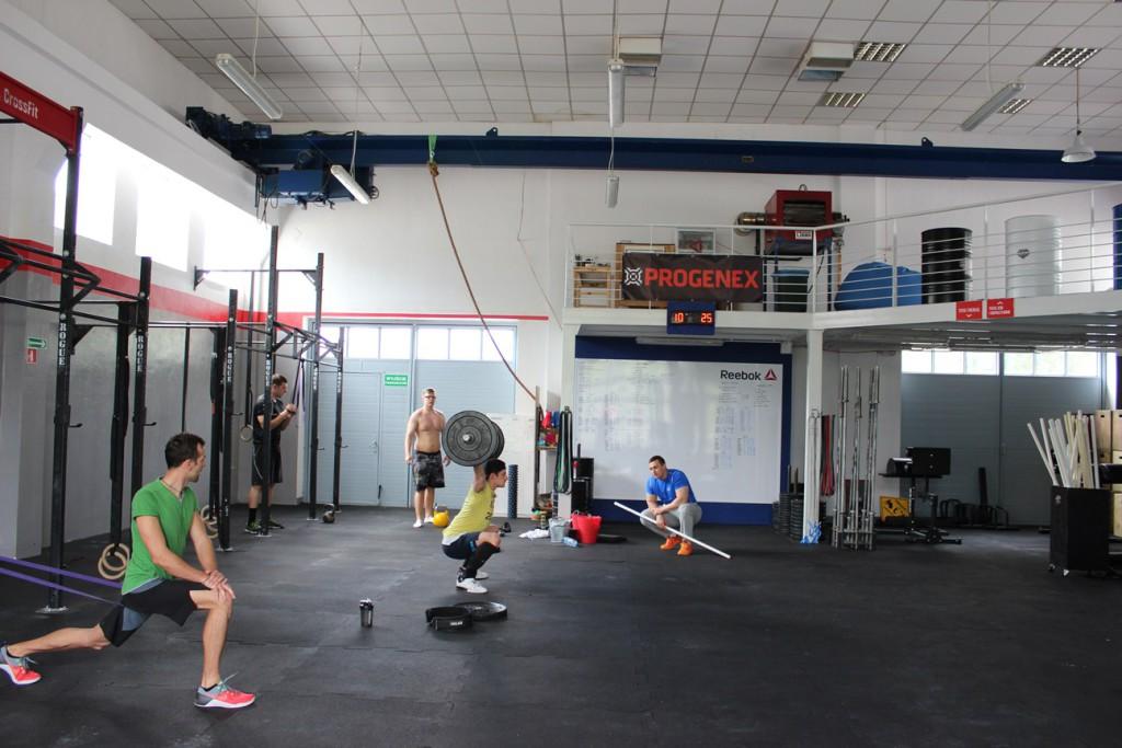 CrossFit R99 3