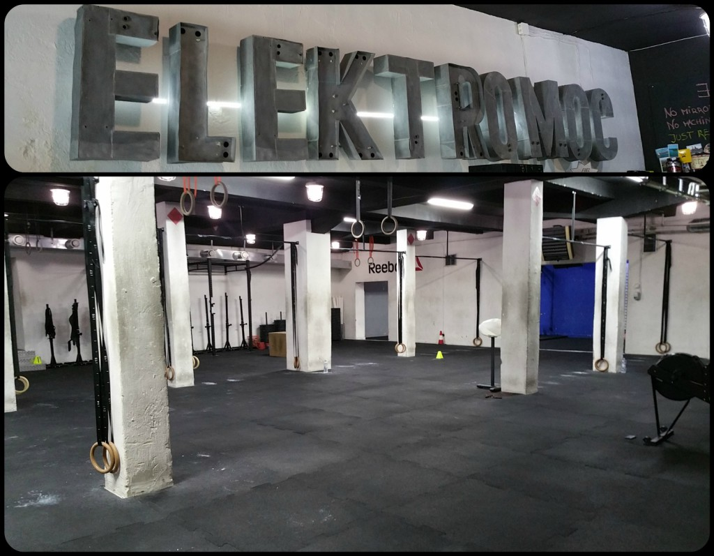 CrossFit ELEKTROMOC 2