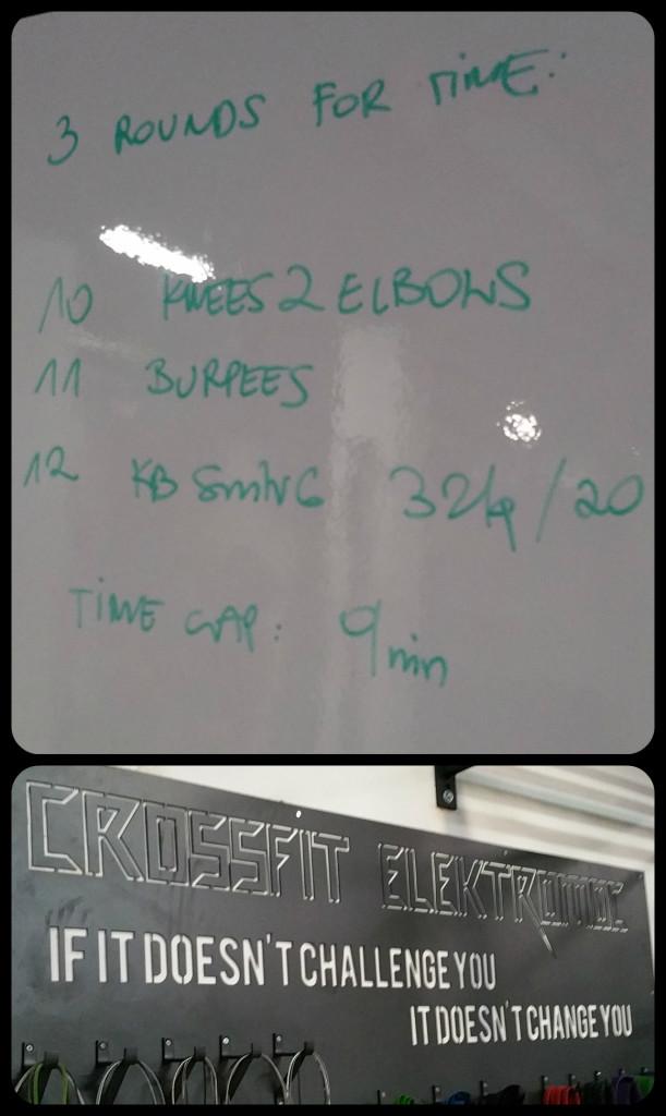 CrossFit ELEKTROMOC 4