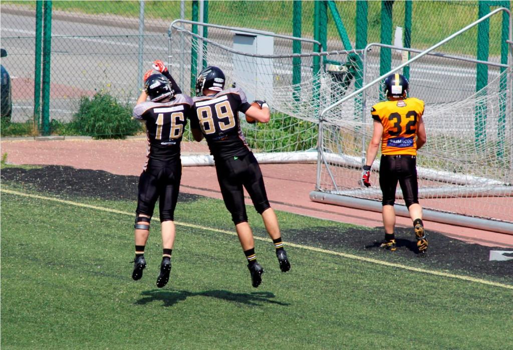 Seahawks Lowlanders 24