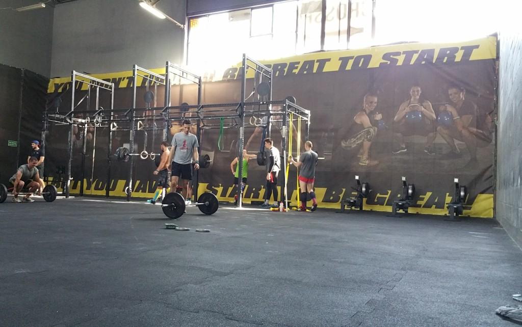 CrossFit GCW 3