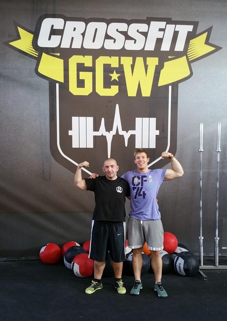 CrossFit GCW 4