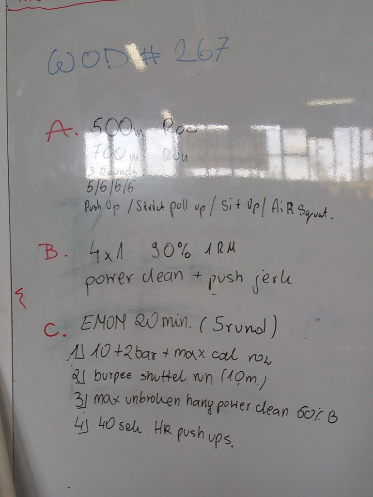 CrossFit GCW 5