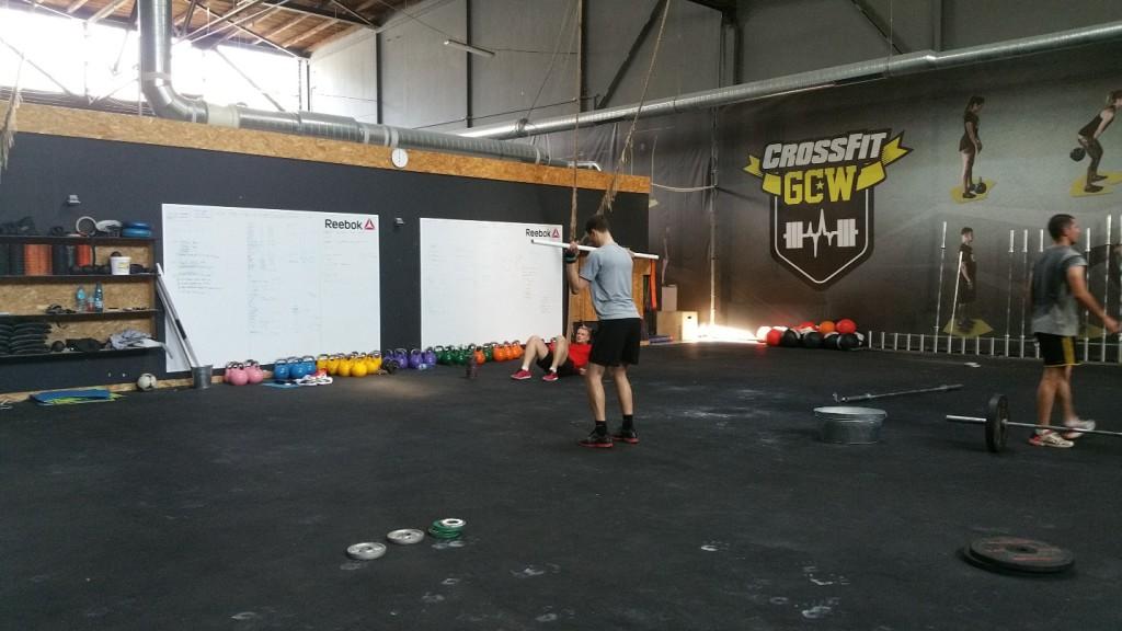 CrossFit GCW 8