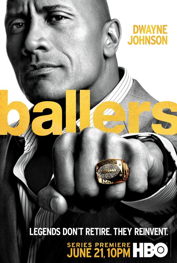 Ballers plakat