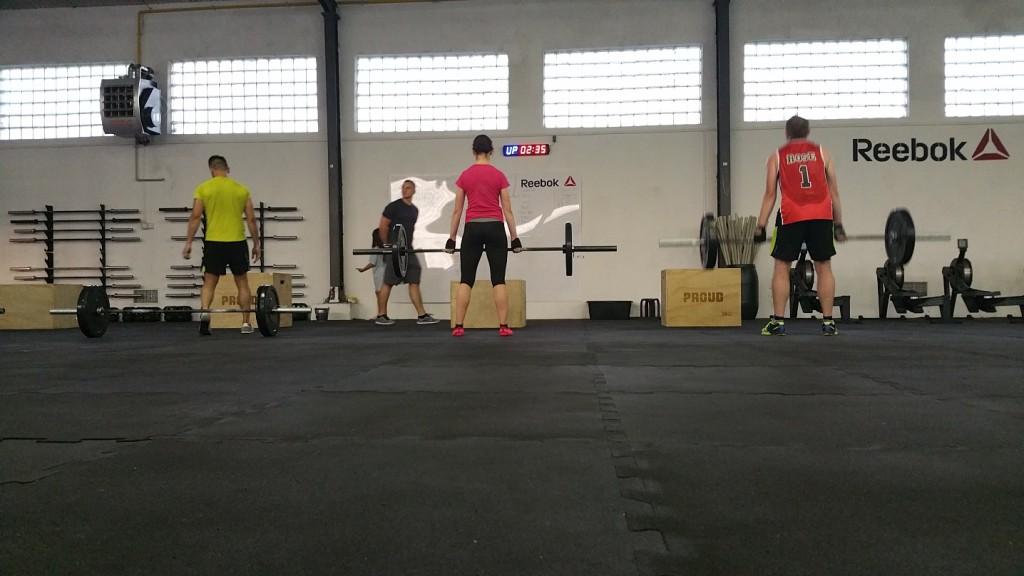 CrossFit 8K48 5