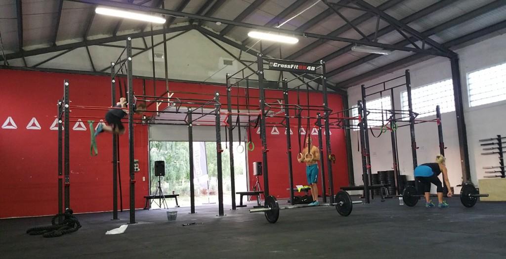 CrossFit 8K48 7