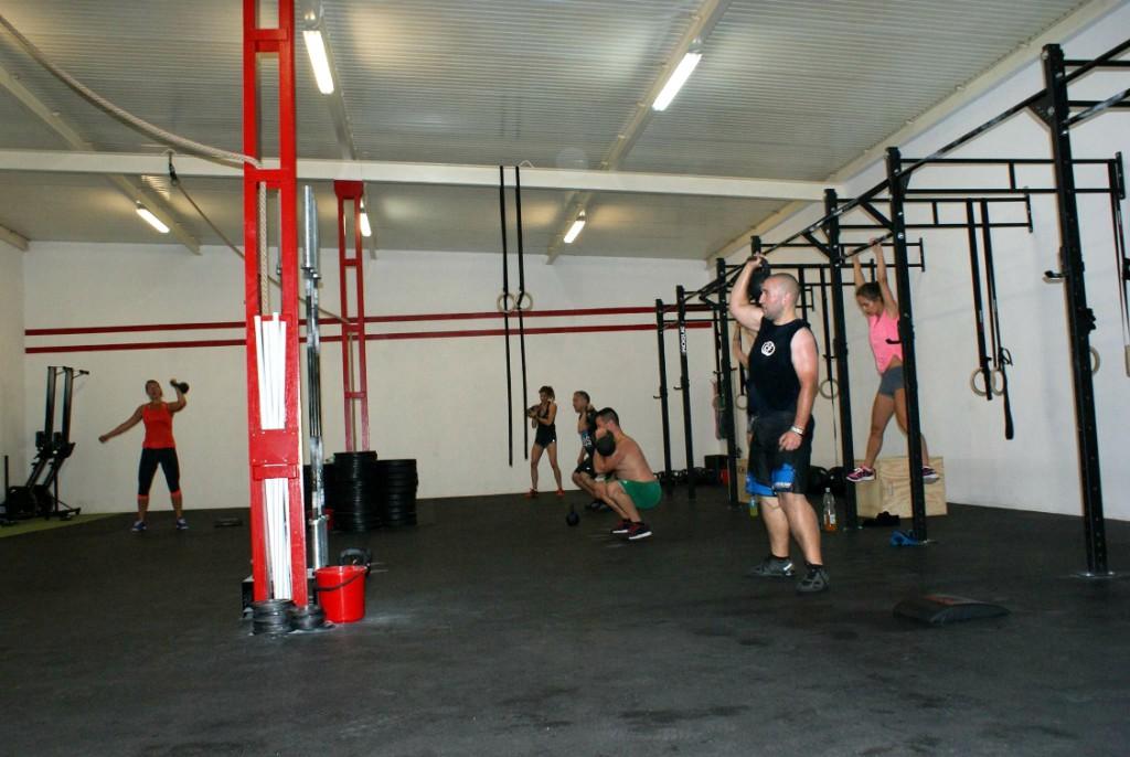 CrossFit Senshi 5