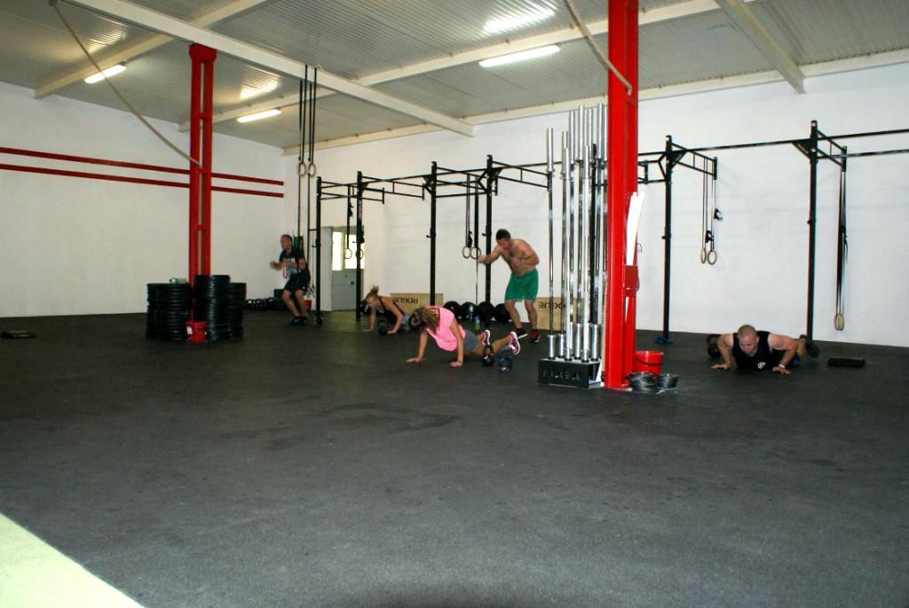 CrossFit Senshi 6