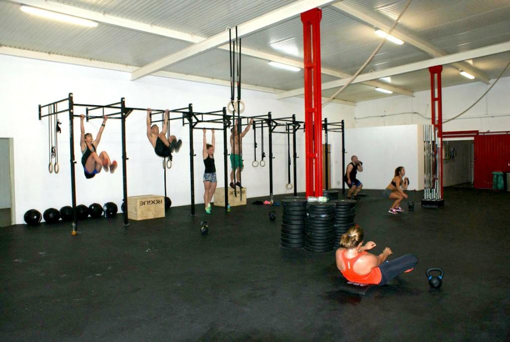 CrossFit Senshi 7
