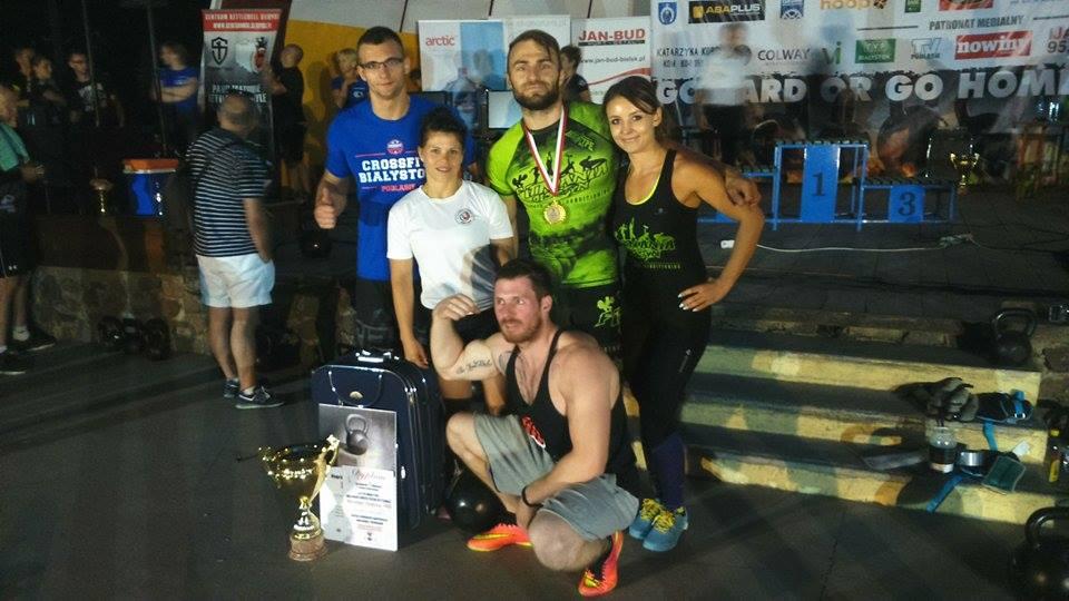 Kettlebell HardStyle Challenge 2015 22